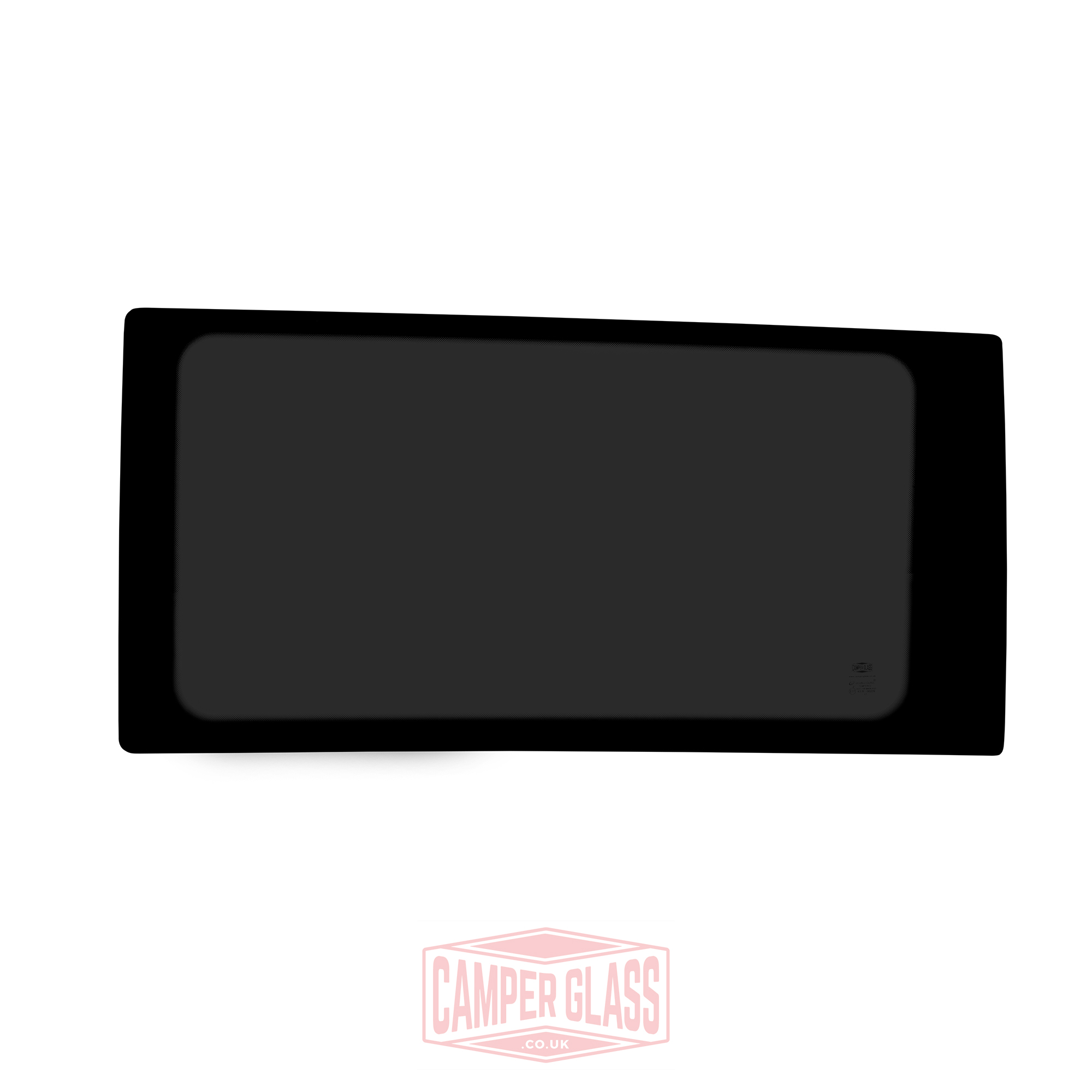 Vw Caddy Maxi Sliding Door Glass: Mercedes Vito Passenger Side Fixed Privacy Window 04-14