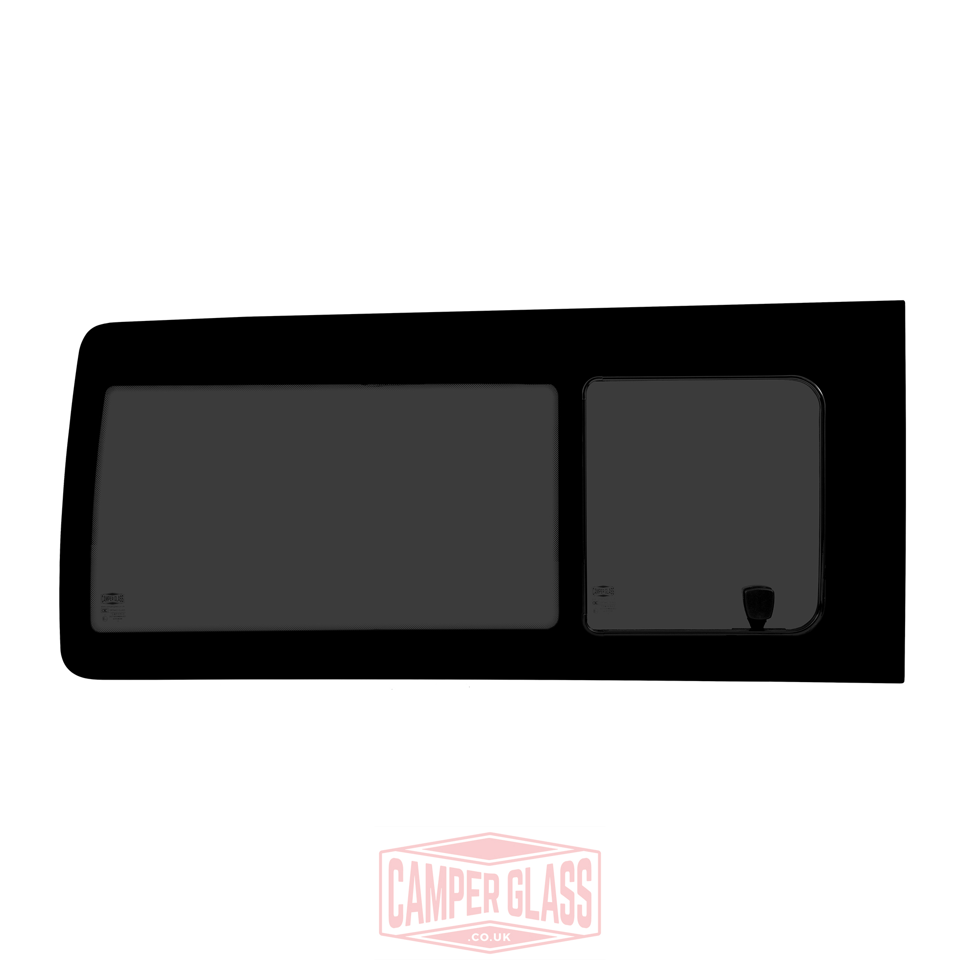Vw Caddy Maxi Sliding Door Glass: Vw T5 LWB Driver Side Rear Quarter SLIDING OPENING Window