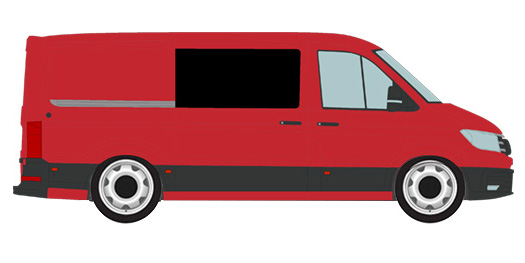 18-20 VW Crafter