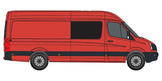 VW Crafter 07-18 / Merc Sprinter